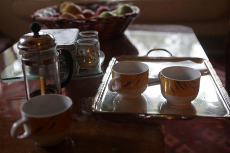 pausa café