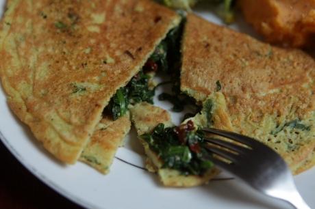 omelete grão de bico3