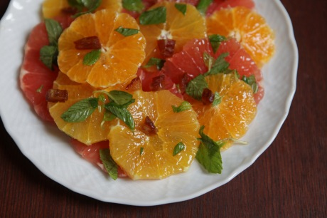 salada de frutas cítricas 2