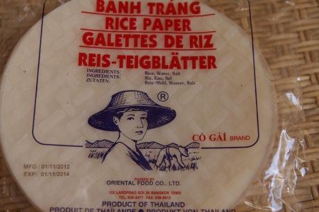 papel de arroz